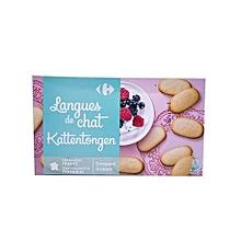 Langue De Chat Biscuits - 200g