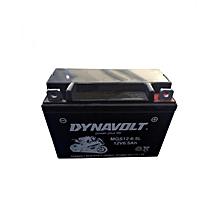 Mgs12-6.5l - Motorcycle Maintenance Free Gel Battery