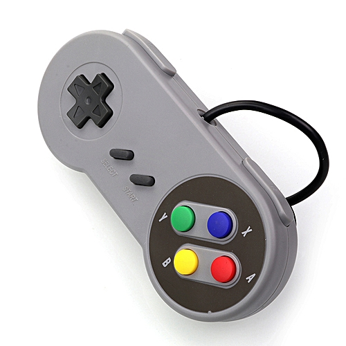 USB Retro Arcade Game Controller Gaming Joystick Gamepad Controller for  Nintend SNES Game Pad for Windows PC Control Joystick DNSHOP
