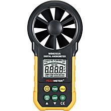 PEAKMETER MS6252A Multifunctional Digital Anemometer Air Volume Tachometer Wind Air Speed Tester