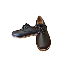 Leopard Back To School Boys Shoes