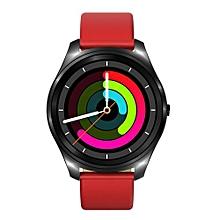 """DI03 - 1.3"""" Smart Watch 64MB/128MB 200mAh Pedometer - Red"""