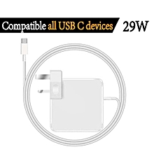 APPLE MacBook 29W USB-C Power Adapter / Charger MJ262LL/A A1540