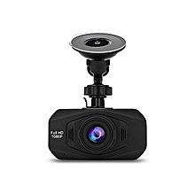 R800 Hidden Dash Cam 1080P Car Driving Recorder-Black