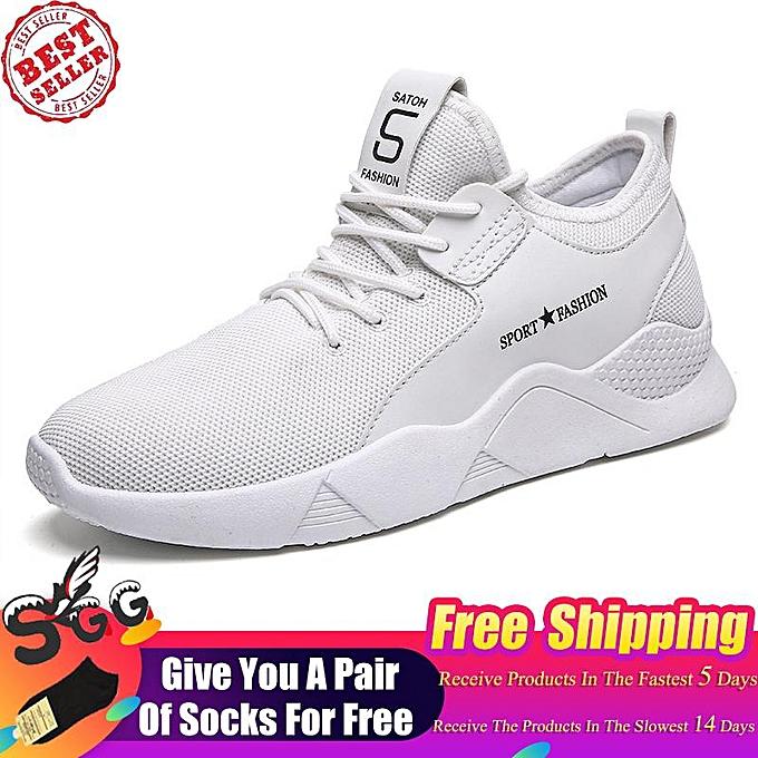 91652b59bf 2019 SGG Fashion Casual Shoes Korean Sneakers Mesh Shoes Free Shipping