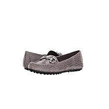 A2 Aerosoles Drive Though Grey Shoe