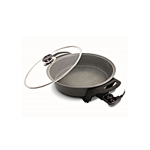 SP 5204A Electrical Granite Casting Pot -Grey