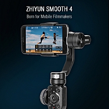 ZHIYUN Smooth 4 3-Axis Handheld Gimbal Stabilizer for Smart Phone iPhone Samsung GoPro Action Camera