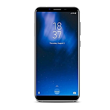S8 4GB + 64GB, 5.7inch screen, 16MP + 13MP+5MP, Android 7.0 with finger print scanner -Black.