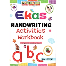 Ekas Handwriting Activities Workbook