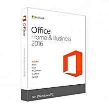 Office Home & Business 2016 P2 32-Bit/X64
