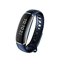 LYNWO M4 Health Blood Pressure Band Heart Rate Monitor Wristband Bracelet