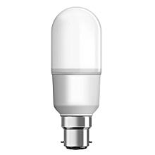 7W Warm White LED Stick B22