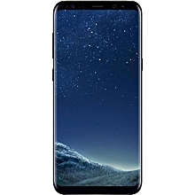 Galaxy S8 Plus (S8+) Dual Sim 64GB ROM/4GB RAM 6.2-Inch 12MP+8MP Android 7.0 Nougat (Midnight Black)