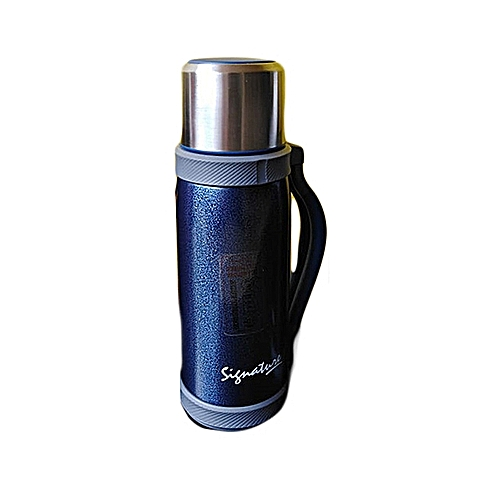 Signature Thermos Flask - 1 2L - Blue