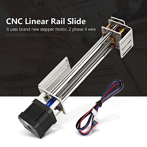 Z Axis Slide Z Axis CNC 150mm Slide Stroke Mini CNC Z Linear Motion