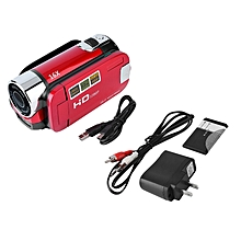 Mini Portable 2.7 Inch Digital Video Camera Camcorder TFT LCD Screen Full HD 720P 16x Zoom DV Camera COMS Video Recoding LIEGE