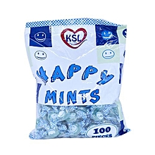 Happy Mints 100 Pcs