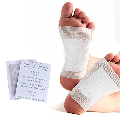 29f5c2d243 Generic 40pcs Feet Patches Care Leg Health Body Detox Foot Patches Foot  Bath Sleep Foot File Gel Pads for Foot Treatment Feet Cleansing