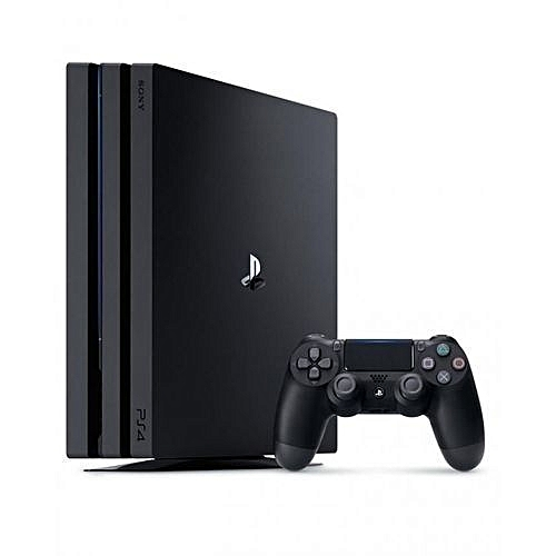 PS4 Pro - 1TB - Standalone - Black