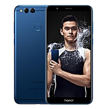 Honor 7X 5.93 Inch (4GB, 32GB ROM) Android 7.0 16MP + 2MP Dual + 8MP 4G Smartphone
