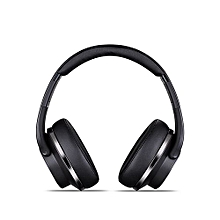"Bluetooth """"SPEAKER"" Headphones with FM Radio - Black"