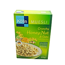 Crunchy Honey Nut&Oats - 375g