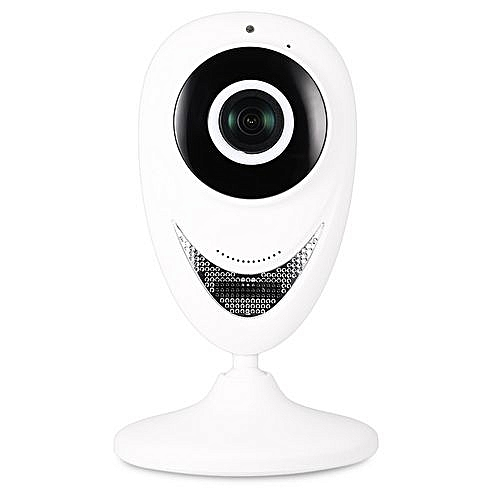 Buy Generic SX - IP10 - V360 Full Frame Fisheye 720P WiFi IP Camera ...