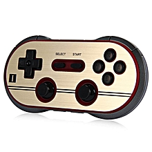 LEBAIQI 8Bitdo FC30 Pro Wireless Bluetooth Gamepad Game Controller for Switch Android PC Mac Linux