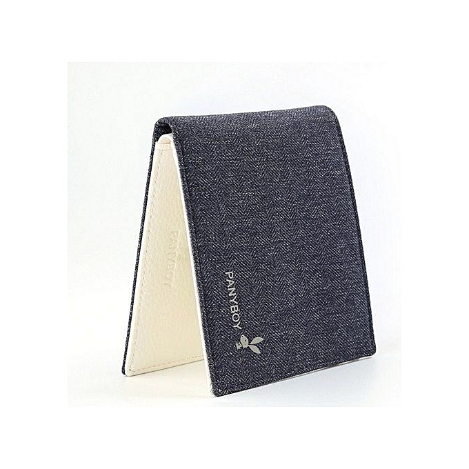 ... Playboy High-quality Mens Wallet (blue)