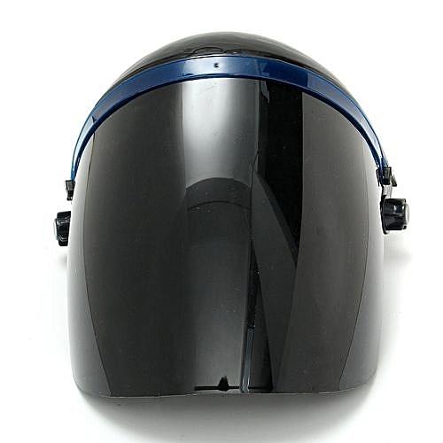 Adjustable Welding Helmet ARC TIG MIG Welder Lens Grinding Mask + Safety  Goggles Black Cover + PC Black Screen