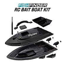 2011-5 Fish Finder 1.5kg Loading Remote Control Fishing Bait Boat RC Boat KIT Version DIY Boat
