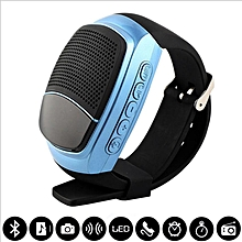B90 Hifi Watch Bluetooth 3.0 Multifunctions Wristband Outdooors Mini Music Speaker Smart Watch