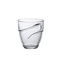 Wave Clear Tumbler - Set of 6 - 27CL - Clear