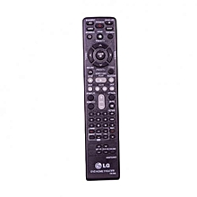Replacement Remote Control For LG Home Theatre - Black