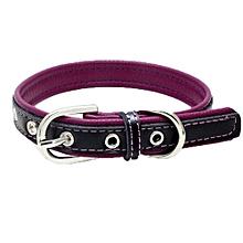 Exquisite Adjustable Buckle Dog Puppy Pet Collars PP/M