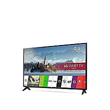 """43"""" SMART TV 43LJ550V – Black"""