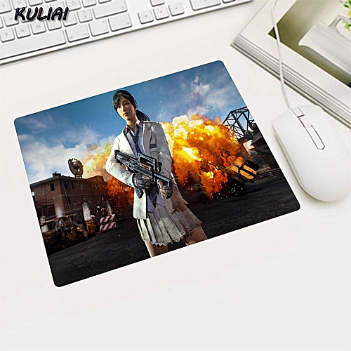 Hot Gun Game Player Mouse Pad Gaming Laptop Computer MousePads Small Size  Non-slip for Csgo CF Rainbow Six Siege Pubg Mat