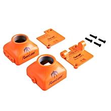 RunCam Swift 2 Case Orange/Black Camera Cover Shell-Black-SW2-CASE-BL
