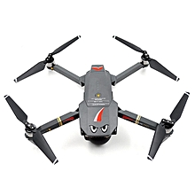 DJI Mavic Pro Drone WW2 er Set - Eyes and Mouth and Flying Star Combo Set