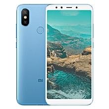 Xiaomi Mi A2 4G Phablet Snapdragon 660 Octa Core 4GB RAM 64GB ROM-LIGHT SKY BLUE