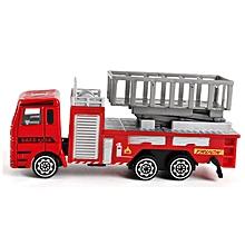 Repair Truck Vehicles Car Model Music Cool Educational Toys For Boys Kids-