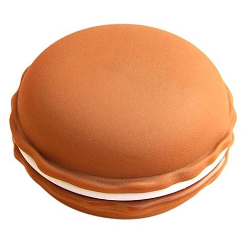 Hiamok_Mini Earphone SD Card Macarons Bag Storage Box Case Carrying Pouch OR