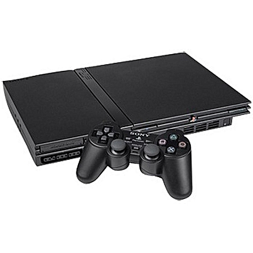 PlayStation 2 Console Slim PS2 + GAMES