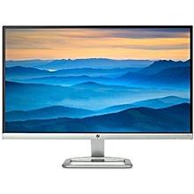 "27er - 27"" LCD IPS FULL HD Monitor - Silver."