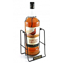 King Size Blended Scotch whisky - 4.5L