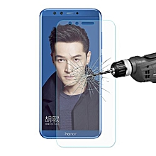 ENKAY Hat-Prince For Huawei Honor 9 Lite 0.26mm 9H Hardness 2.5D Curved Edge Tempered Glass Screen Film