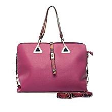Pink 2 In I Handbag
