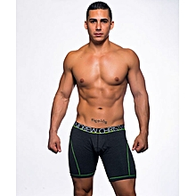 Work - Out Boxers Neon Green