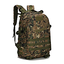40L 3D Backpack Outdoor Trekking Sport Travel  Camping Hiking Camouflage Bag C